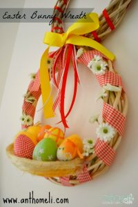 Easter Bunny Wreath 2