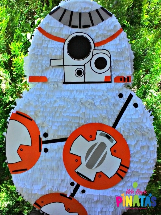 pinata_star_wars_robot