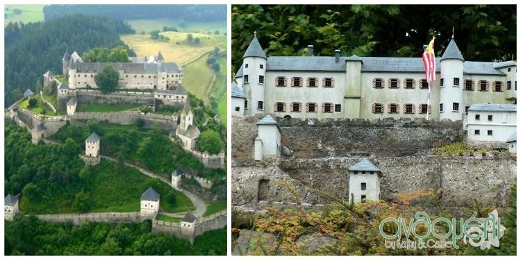 Hochosterwitz_castle