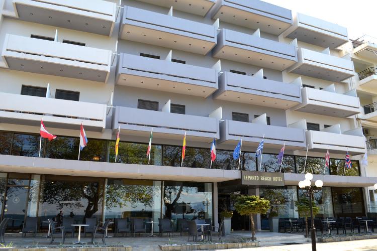 Lepanto Hotel, Ναύπακτος