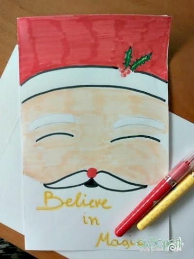 χριστουγεννιάτικες οικογενειακές παραδόσεις , κάρτες