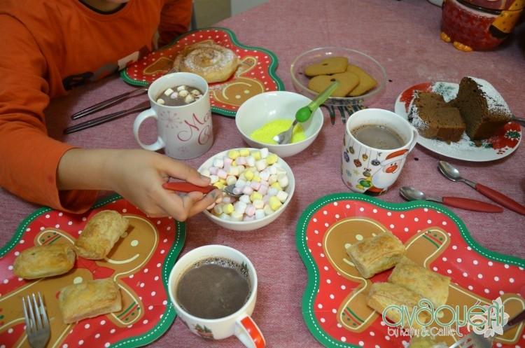 χριστουγεννιάτικες οικογενειακές παραδόσεις , πρωινό
