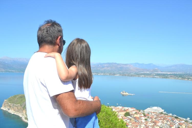 Τα παιδιά ταξιδεύουν στην Ελλάδα - Ναύπλιο