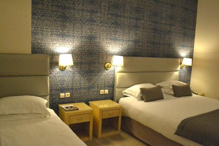 Τρίκλινο δωμάτιο του Thermae Sylla Spa
