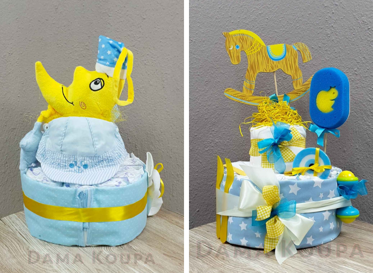 Πρωτότυπες ιδέες για δώρα στη νέα μαμά στο μαιευτήριο