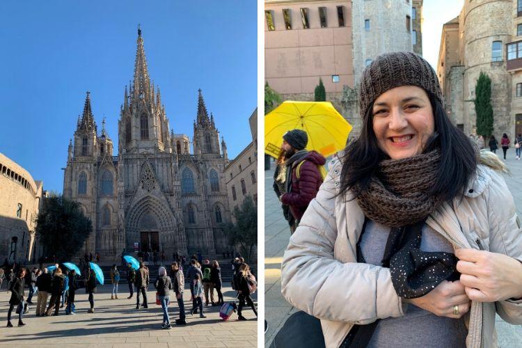 Ξενάγηση στη Βαρκελώνη