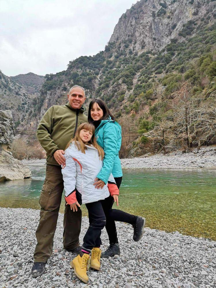 Ταξίδι στα Τζουμέρκα για οικογένειες με παιδιά, πεζοπορία