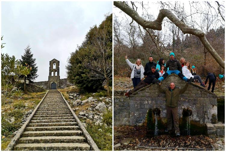 Ταξίδι στα Τζουμέρκα για οικογένειες με παιδιά, Βουλγαρέλι