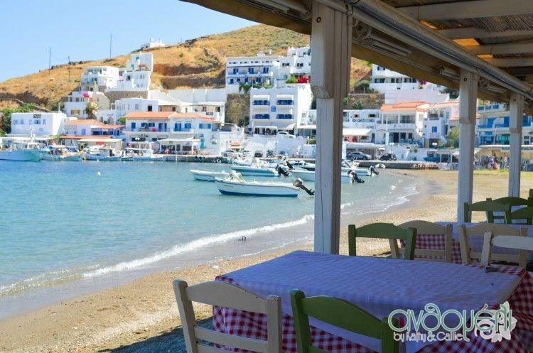 Κύθνος, το κυκλαδίτικο νησί για καλοκαιρινές διακοπές, Μέριχας