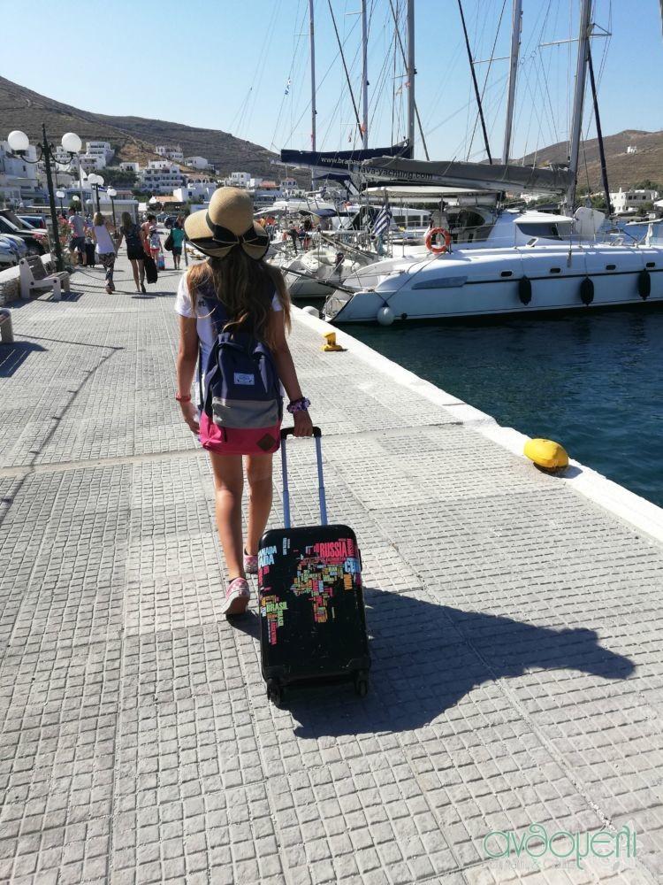 Κύθνος, το κυκλαδίτικο νησί για καλοκαιρινές διακοπές
