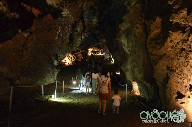 Κύθνος, Δρυοπίδα, Σπήλαιο Καταφύκι