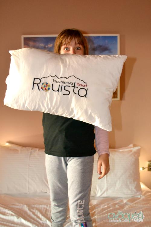 Διαμονή στο Rouista Tzoumerka Resort στην Ήπειρο