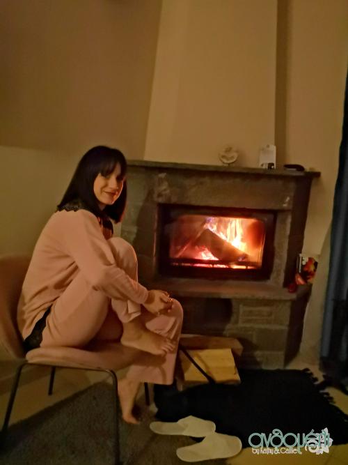 Διαμονή στο Rouista Tzoumerka Resort στην Ήπειρο, δωμάτιο
