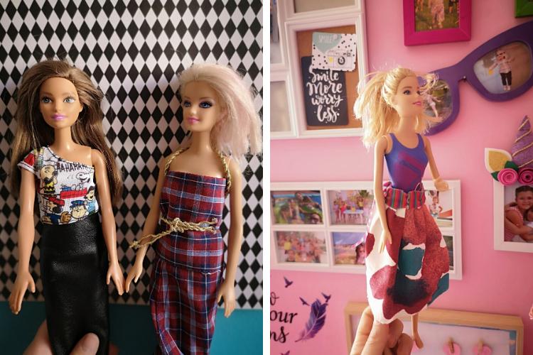Ρούχα για Barbie