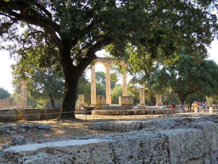 Αρχαία Ολυμπία, ο αρχαιολογικός χώρος και το μουσείο της