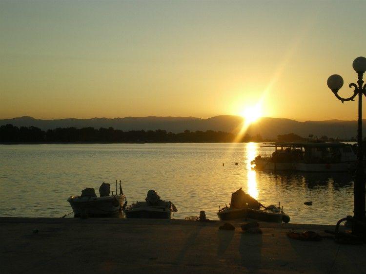 Ταξίδι στην Πελοπόννησο- Τρίνησα Γύθειο