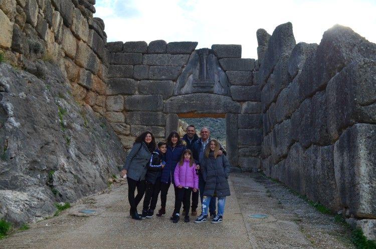 Ξενάγηση στις Μυκήνες: αρχαιολογικός χώρος και μουσείο