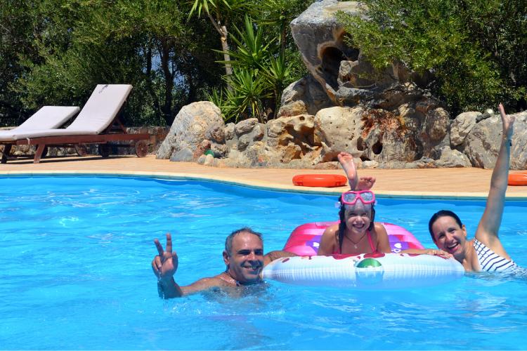Οικογενειακές διακοπές στην Μονεμβασιά - Topalti Monemvasia Village