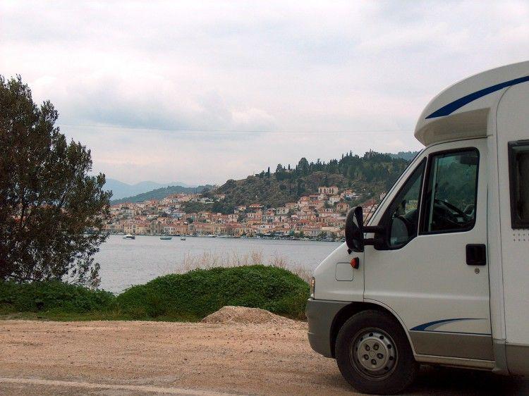 Πόρος, ταξίδι στην Πελοπόννησο