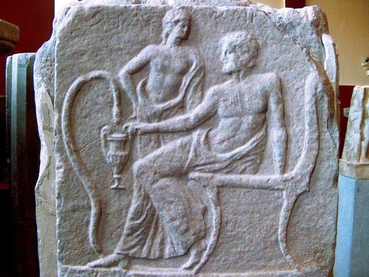 Ταξίδι στην Πελοπόννησο-Σπάρτη, αρχαιολογικό Μουσείο
