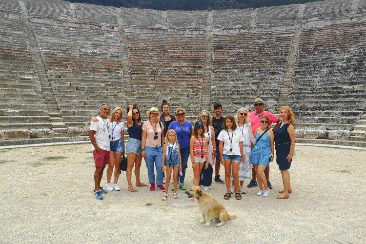 Το Αρχαίο Θέατρο της Επιδαύρου και το Ασκληπιείο
