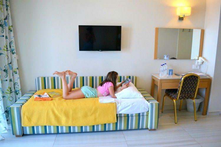 Διακοπές στο Τολό στο ξενοδοχείο John & George