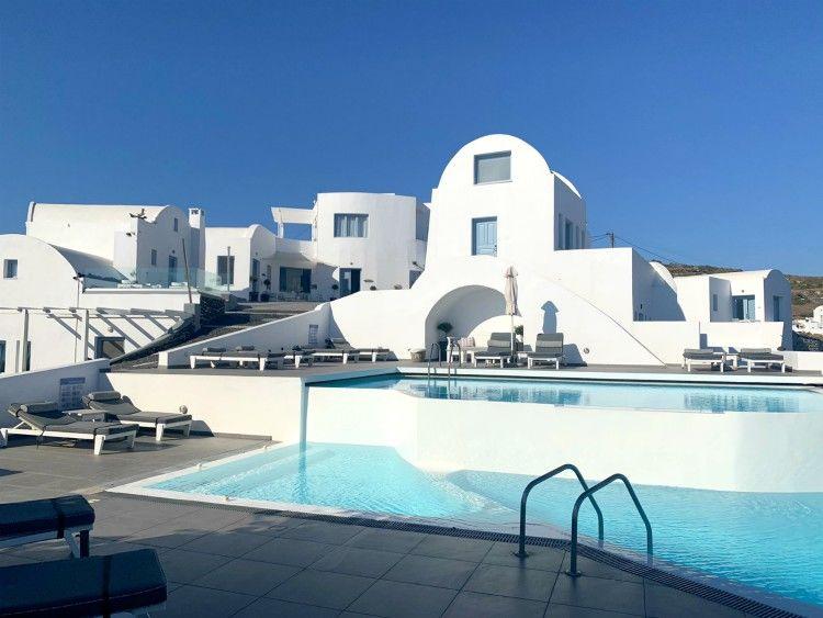 Apanemo Hotel, Akrotiri, Santorini