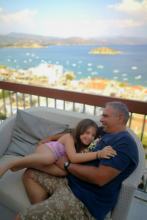 Οικογενειακές διακοπές στο Τολό με τα παιδιά