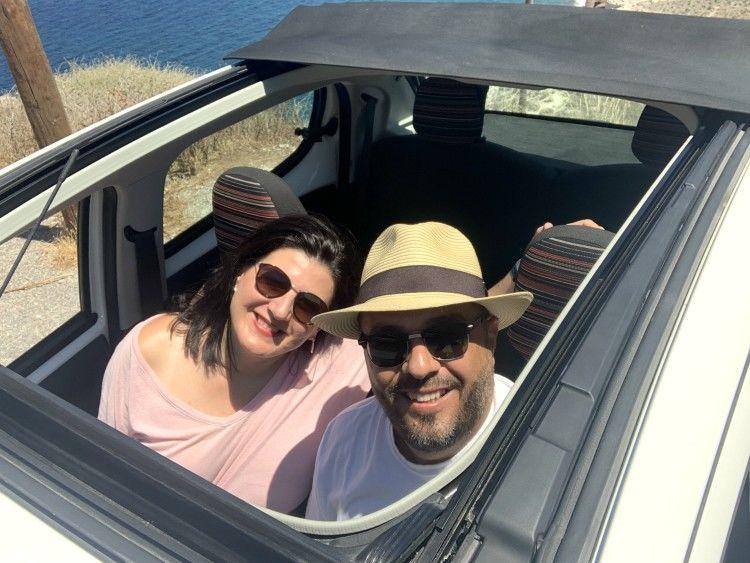 Kronos Rent A Car, Santorini