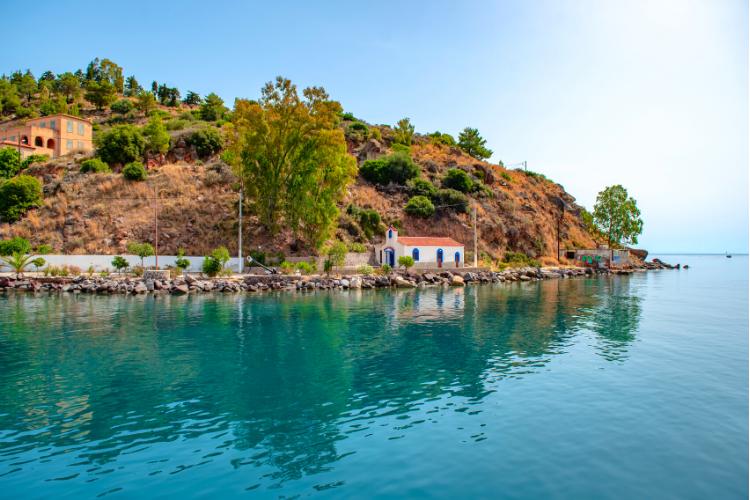 Ταξίδι στην Πελοπόννησο - Πόρος