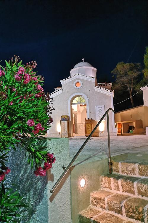 Ταξίδι στην Πελοπόννησο - Σπέτσες