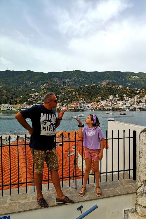 Ταξίδι στην Πελοπόννησο - Πόρος - Γαλατάς