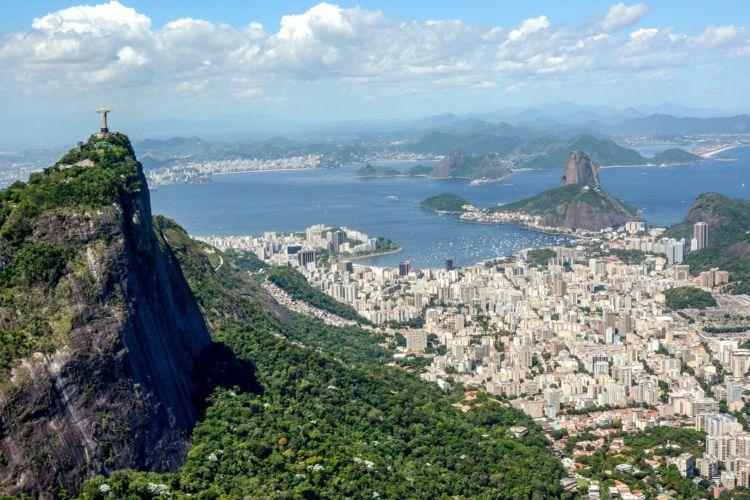 Τα 7 νέα θαύματα του κόσμου, Ρίο Ντε Τζανέιρο, Ο Χριστός λυτρωτής