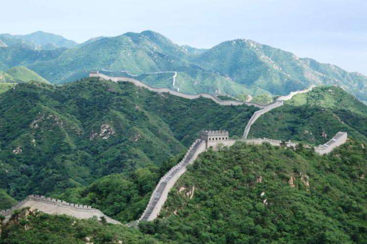 Τα 7 νέα θαύματα του κόσμου, το Σινικό Τείχος, Κίνα