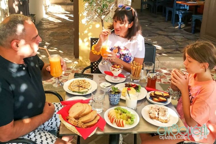 Alcanea Boutique Hotel - Πρωινό
