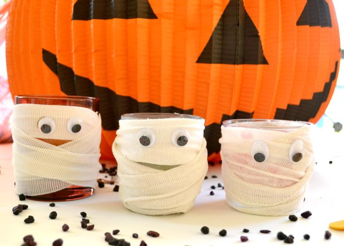 Halloween πάρτυ, η διακόσμηση