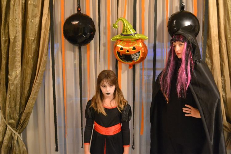 Halloween πάρτυ, η μεταμφίεση