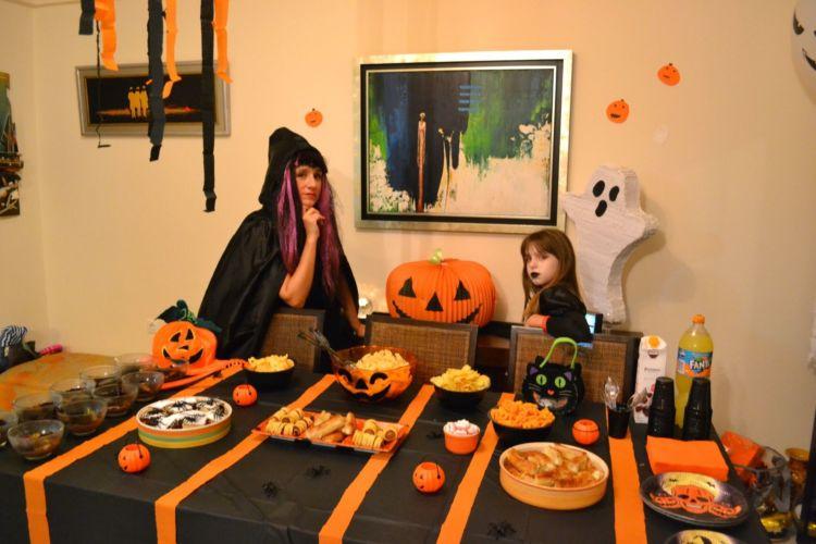 Παιχνίδι ερωτήσεων γνώσεων για πάρτυ Halloween