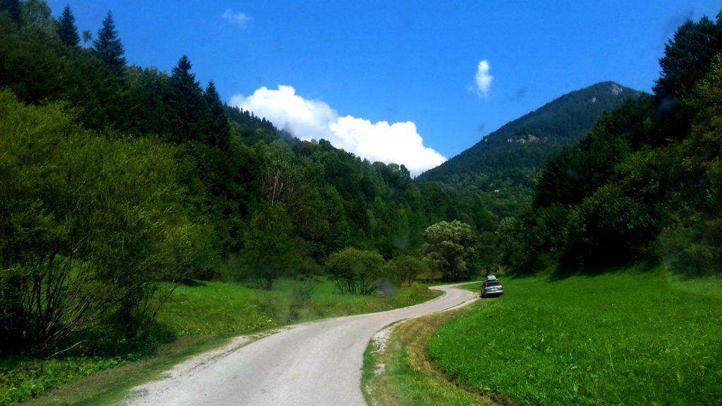 Ορεινοί δρόμοι της Σλοβακίας