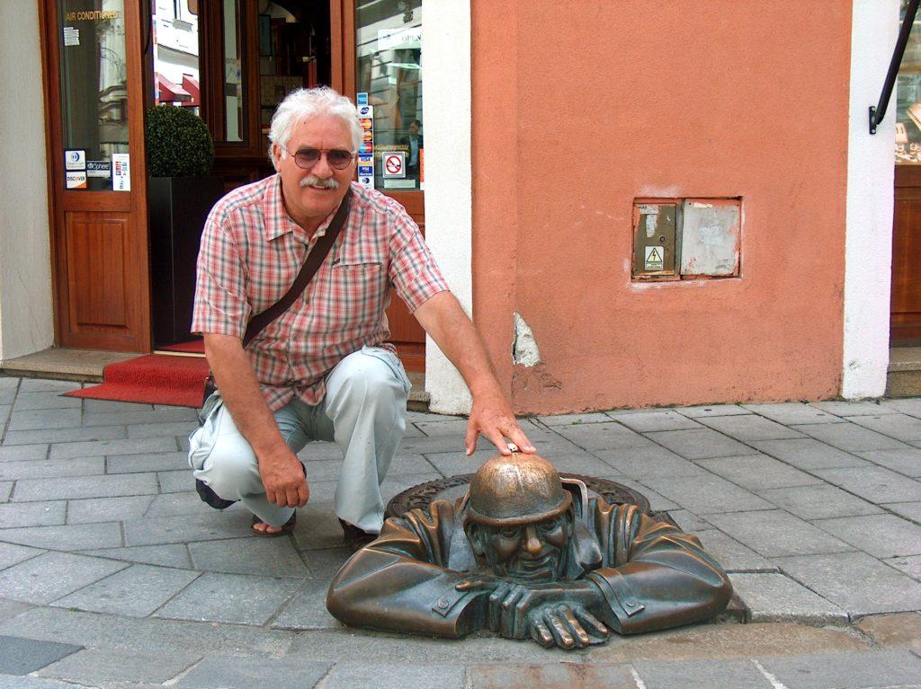 Μπρατισλάβα, η όμορφη πρωτεύουσα της Σλοβακίας