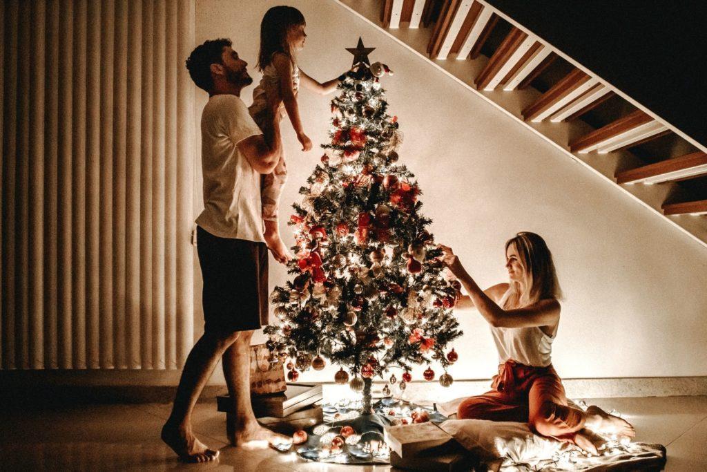 χριστουγεννιάτικες οικογενειακές παραδόσεις