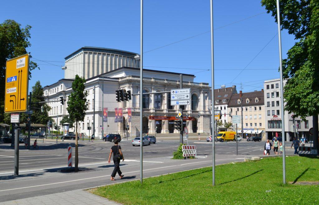 Augsburg, η αυτοκρατορική πόλη στον ρομαντικό δρόμο της Γερμανίας.