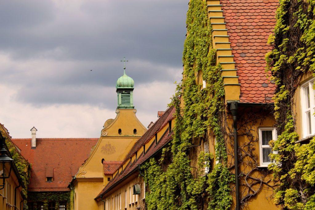 Augsburg, η αυτοκρατορική πόλη στον ρομαντικό δρόμο της Γερμανίας. Το Fuggerei
