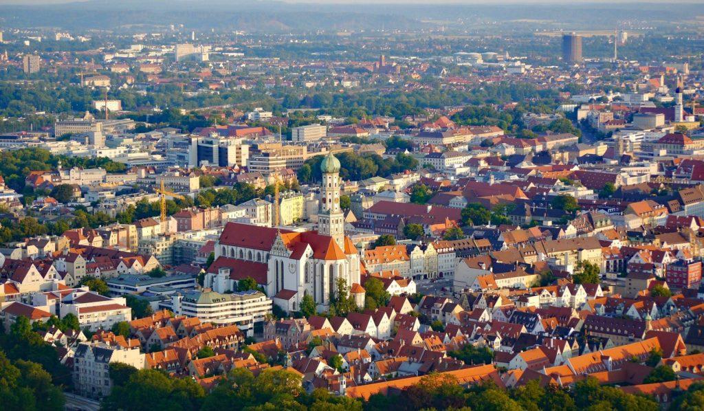 Augsburg, η αυτοκρατορική πόλη στον ρομαντικό δρόμο της Γερμανίας