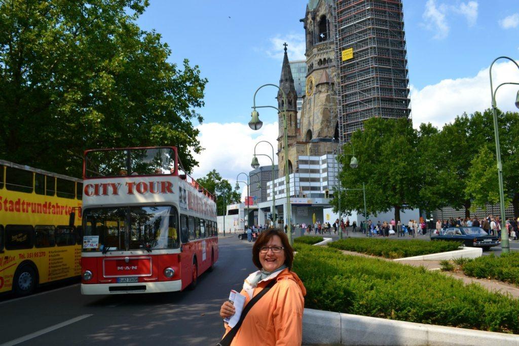 Η προετοιμασία ενός οδικού ταξιδιού στην Ευρώπη. Βερολίνο