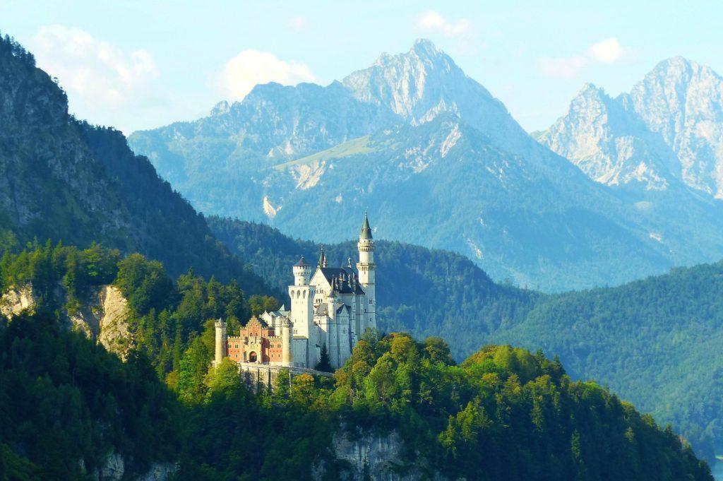 Το κάστρο Neuschwanstein