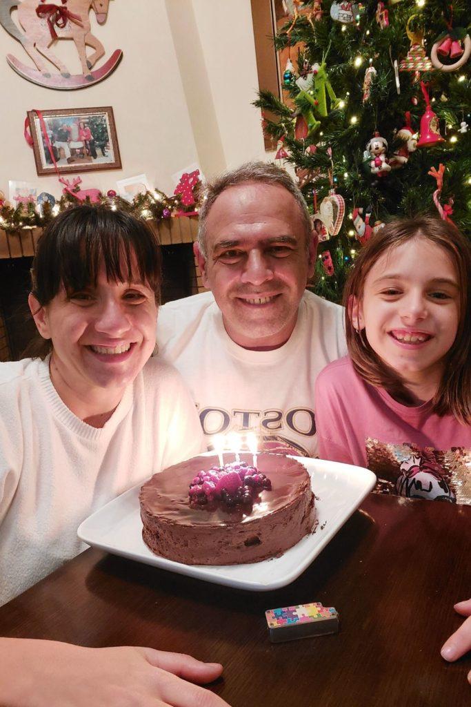 Τα χριστουγεννιάτικα highlight των προεόρτιων ημερών μας, γενέθλια Κώστα