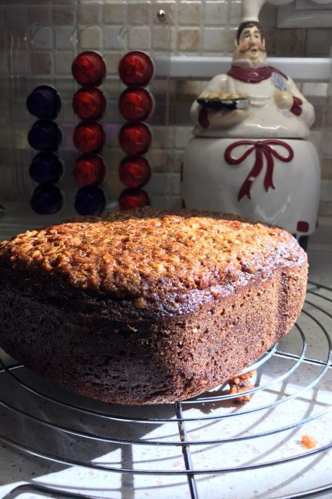 4 συνταγές για ψωμί στον αρτοπαρασκευστή - Κέικ καρότου στον αρτοπαρασκευαστή