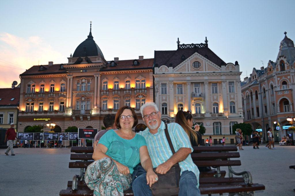 Δυο μέρες στο Νόβι Σαντ της Σερβίας