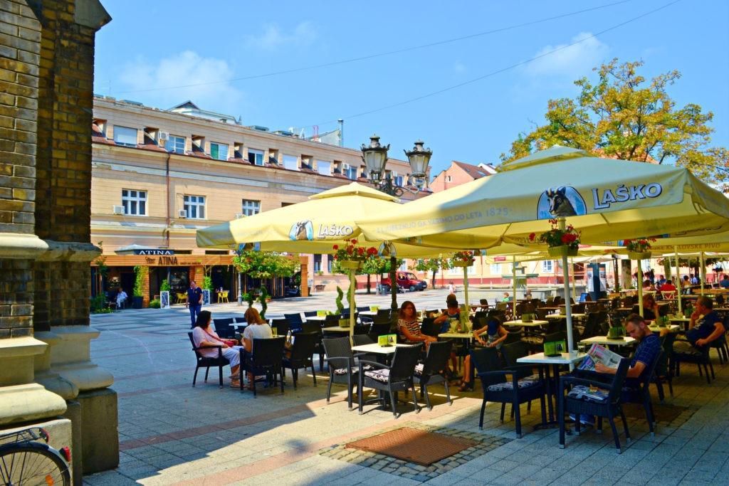 Δυο μέρες στο Νόβι Σαντ της Σερβίας- πεζόδρομος Zmaj Jovina